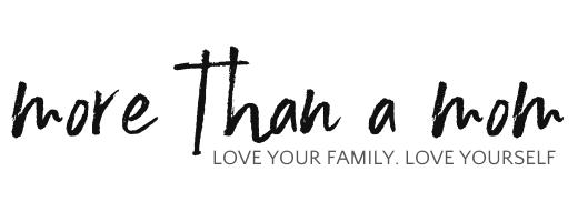 more than a mom logo